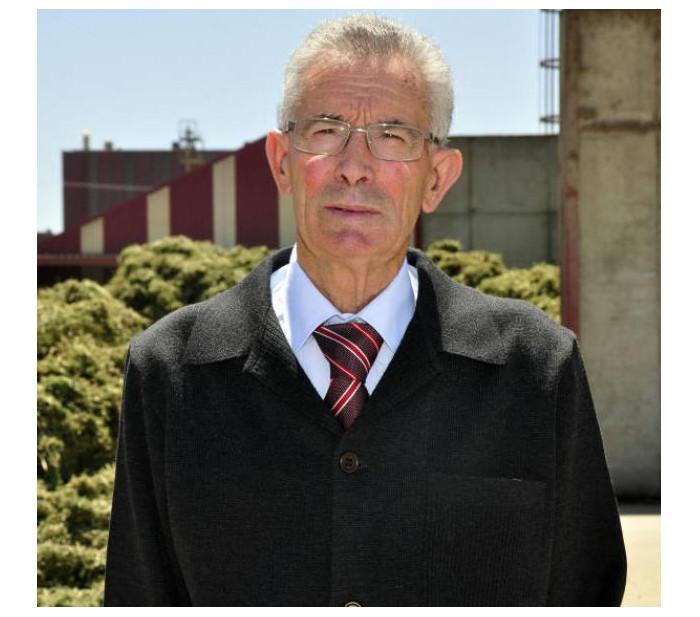 Florentino Mangas Blanco - Presidente de COBADU
