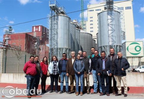 Cooperativistas de Badajoz en COBADU