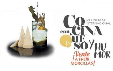IV Congreso Internacional Cocina con Queso y Humor
