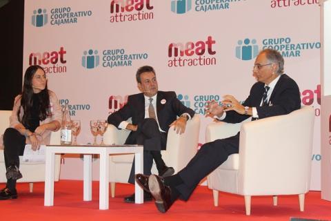 El reconocido periodista televisivo y divulgador gastronómico José Ribagorda ha destacado la importancia de la carne en la alimentación.