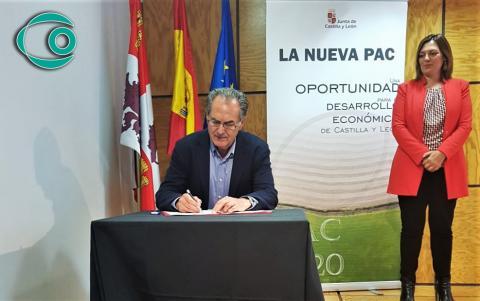 COBADU se une al posicionamiento común de Castilla y León ante al reforma de la PAC