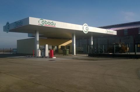 COBADU cuenta con un punto de suministro de carburante en las instalaciones de San Cristóbal de Entreviñas (Zamora)