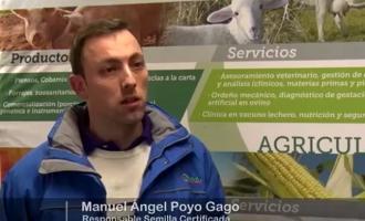 Manuel Poyo, responsable de Semilla Certificada en Cobadú