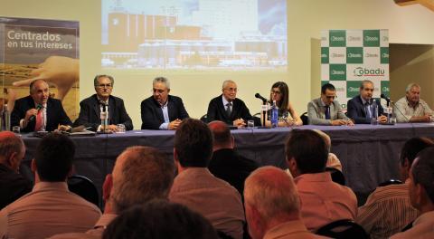 Asamblea General de COBADU