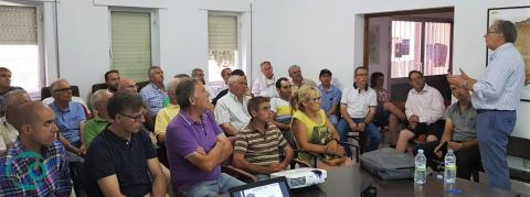 Charla Mundo Rural y Cooperativismo