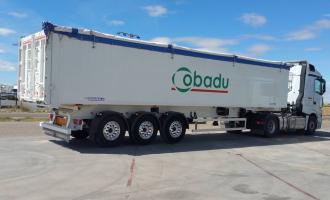 Camión de COBADU.